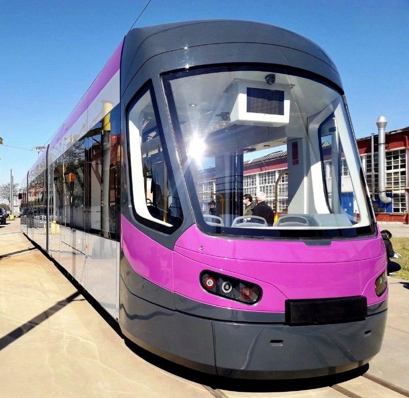 Комплект трамвая Imperio